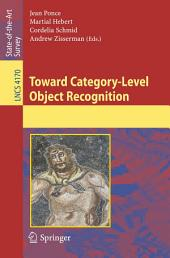 Toward Category-Level Object Recognition