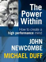 The Power Within  How to Create a High Performance Mind PDF