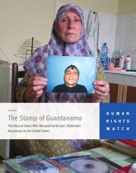 Russia, the Stamp of Guantanamo