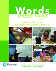Words Their Way Book PDF