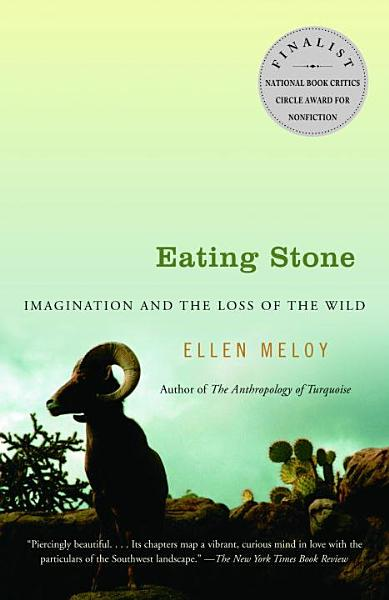 Download Eating Stone Book