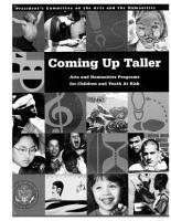 Coming Up Taller PDF