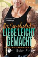It s Complicated   Liebe leicht gemacht PDF