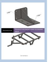Design of Weldments using SolidWorks 2013 PDF