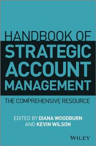 Handbook of Strategic Account Management PDF