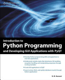 Introduction to Python Programming and Developing GUI Applications with PyQT PDF