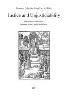 Justice and Unjusticiability PDF