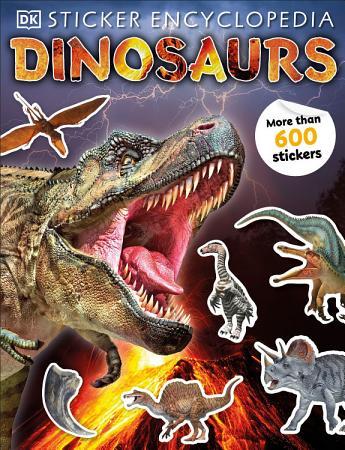 Sticker Encyclopedia Dinosaurs PDF