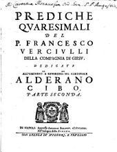 Prediche quaresimale: Volume 2