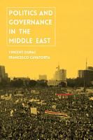 Politics and Governance in the Middle East PDF