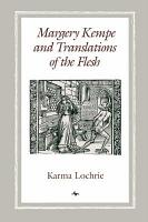 Margery Kempe and Translations of the Flesh PDF