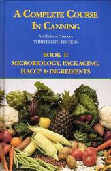 A Complete Course In Canning And Related Processes Book PDF