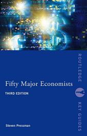 Fifty Major Economists: Edition 3