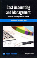 Cost Accounting and Management PDF