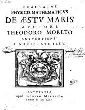 Tractatvs physico-mathematicvs de æstu maris
