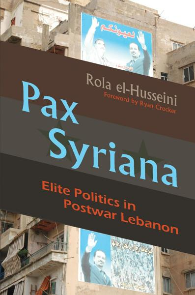 Download Pax Syriana Book