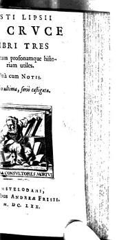 De cruce libri III.