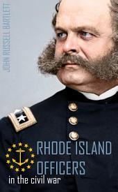 Rhode Island Officers in the Civil War