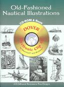 Old Fashioned Nautical Illustrations