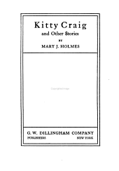 Kitty Craig: And Other Stories