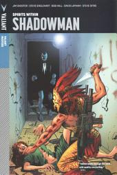Valiant Masters: Shadowman Vol. 1 – Spirits Within