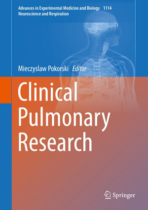 Clinical Pulmonary Research