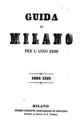 Guida Milanese: Per L' Anno, Volumi 21-24
