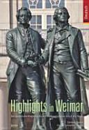 Highlights in Weimar PDF