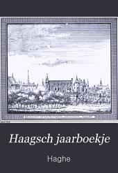 Haagsch jaarboekje: Volume 6