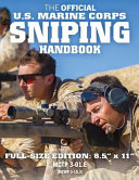 The Official Us Marine Corps Sniping Handbook