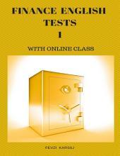 Finance English Tests 1