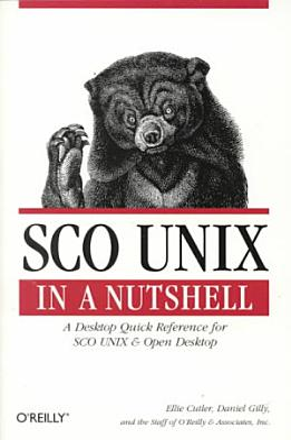 SCO UNIX in a Nutshell PDF