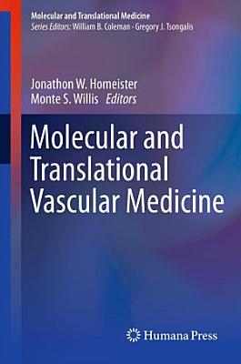 Molecular and Translational Vascular Medicine PDF