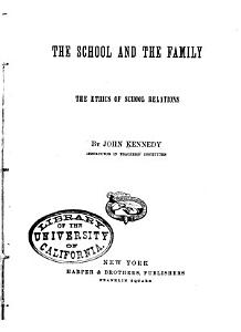 The School and the Family PDF