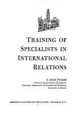 Studies in Universities and World Affairs