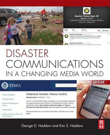 Disaster Communications in a Changing Media World PDF