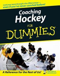 Coaching Hockey For Dummies Book PDF