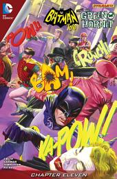 Batman '66 Meets the Green Hornet (2014-) #11