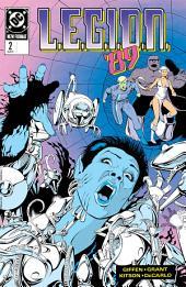 L.E.G.I.O.N. (1989-) #2