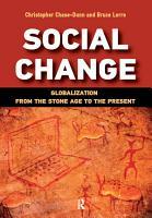 Social Change PDF