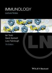 Lecture Notes: Immunology: Edition 7
