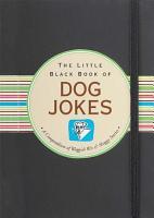Little Black Book of Dog Jokes PDF