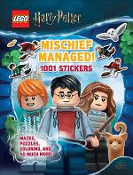 LEGO(R) Harry Potter(TM): Mischief Managed! 1001 Stickers