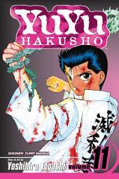 YuYu Hakusho, Vol. 11: Eat or Be Eaten!!