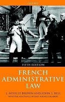 French Administrative Law PDF