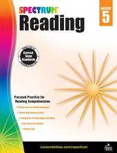Spectrum Reading Workbook, Grade 5