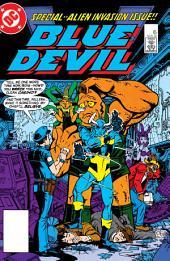 Blue Devil (1984-) #6