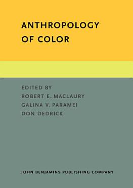 Anthropology of Color PDF