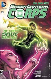 Green Lantern Corps (2011-) #23