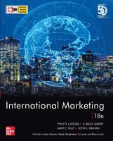 International Marketing  18th Edition PDF